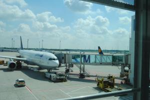 Escala obrigatória em Munique e um desvio opcional