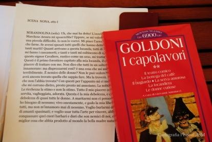 Goldoni, I Capolavori, Grande Tascabili Economici Newton.