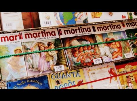 O Carnaval num livro da Anita italiana, a Martina.