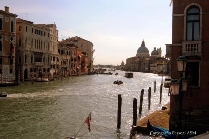Canal Grande, Veneza.