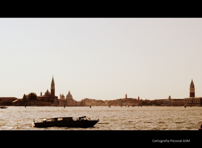 Veneza – cidade de filme...